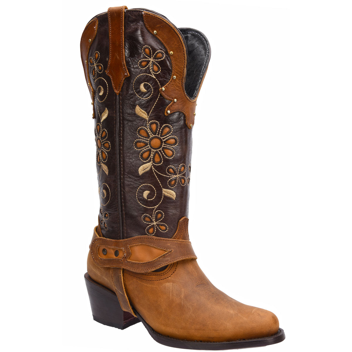 Genuine Leather Boot WD567-568