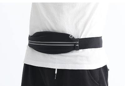 Back in Stock! Waist Belt Fanny Pack Exercise Walking Jogging Cycling Hiking