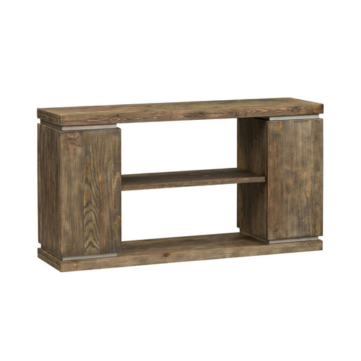 Liberty West End Door Sofa Table in Gray Wash Pine 193-OT1030 image