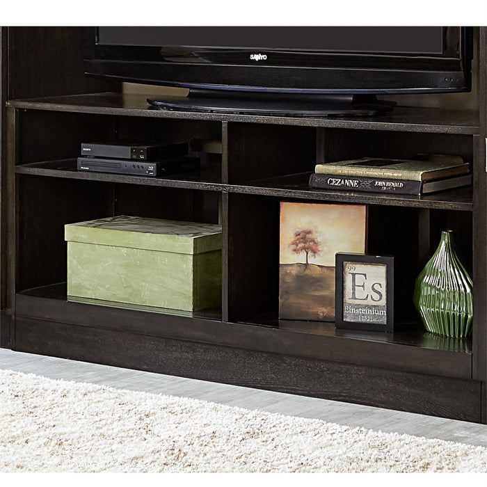 Liberty Abbey Entertainment TV Stand in Charcoal 328-TV60 image