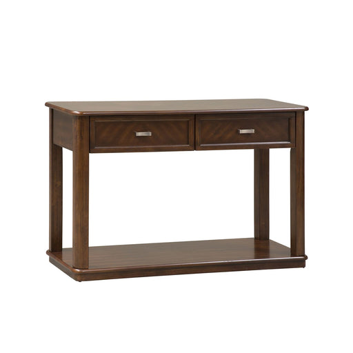 Liberty Wallace Sofa Table in Dark Toffee 424-OT1030 image