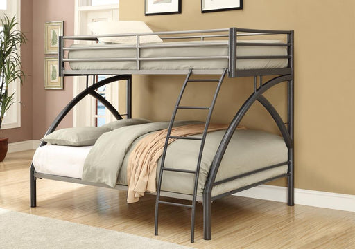 G460079 Twin-over-Full Metal Bunk Bed image