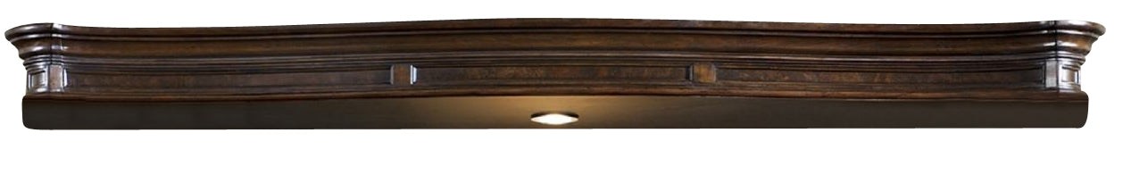 Liberty Andalusia Entertainment Light Bridge in Vintage Cherry 259-LB00 image