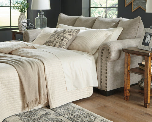 Zarina Signature Design by Ashley Queen Sofa Sleeper image
