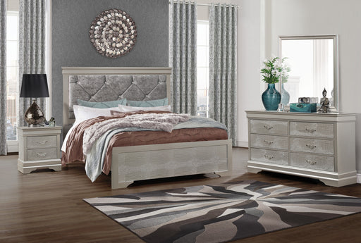 Verona Queen 5-Piece Bedroom Set image