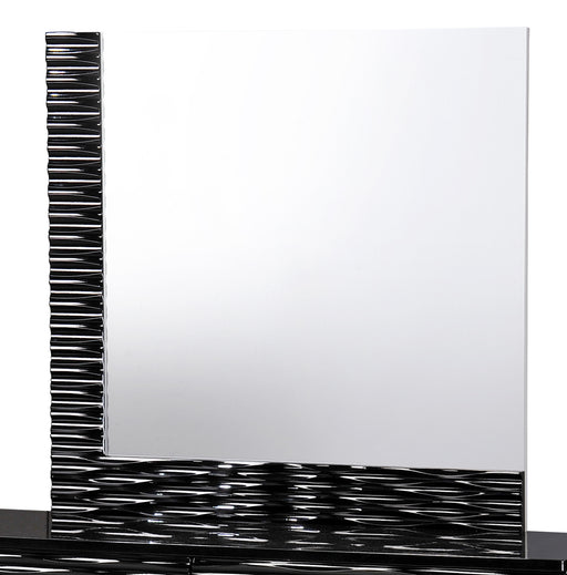 Global Furniture Manhattan Mirror in Black image