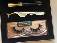 Magnetic Eyelash Kit - Sassy