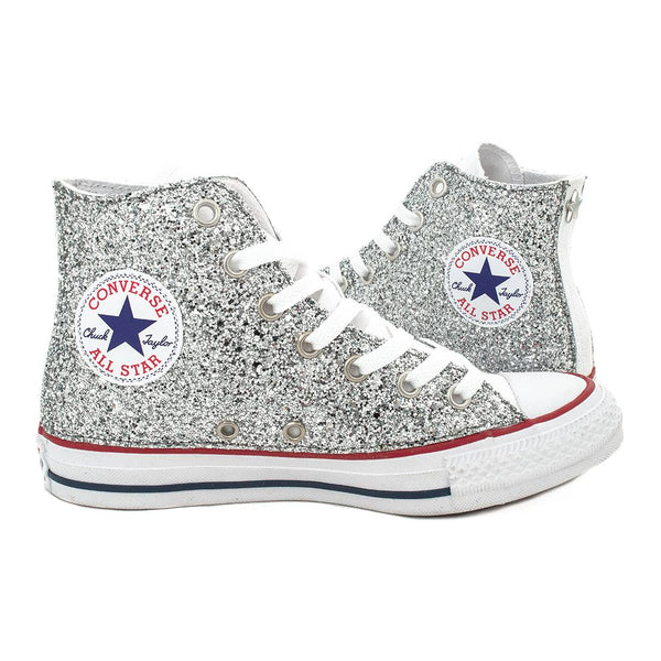 CONVERSE ARGENTO JEAN MARIE