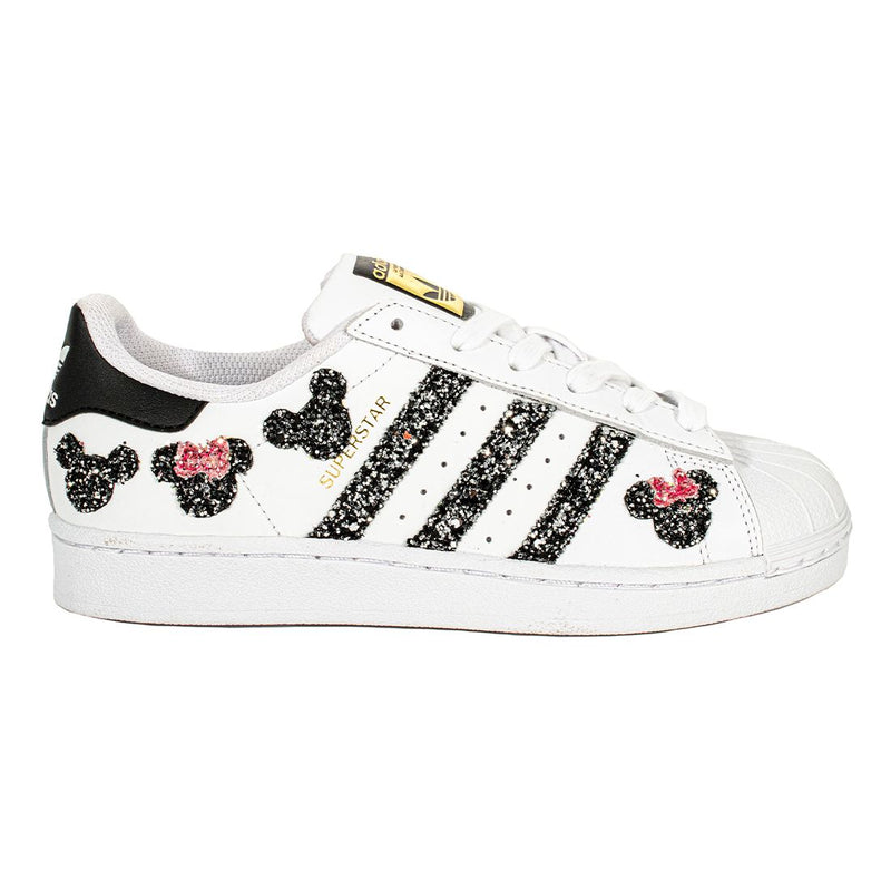 ADIDAS SUPERSTAR MICKY+MINNY
