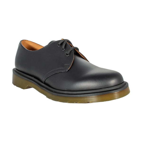 DR.MARTENS 1461 PW 10078001 BLACK SMOOTH
