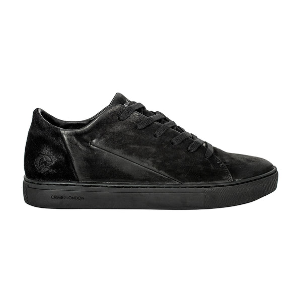CRIME LONDON LOW CUT MINIMAL 11660AA3.20 BLACK