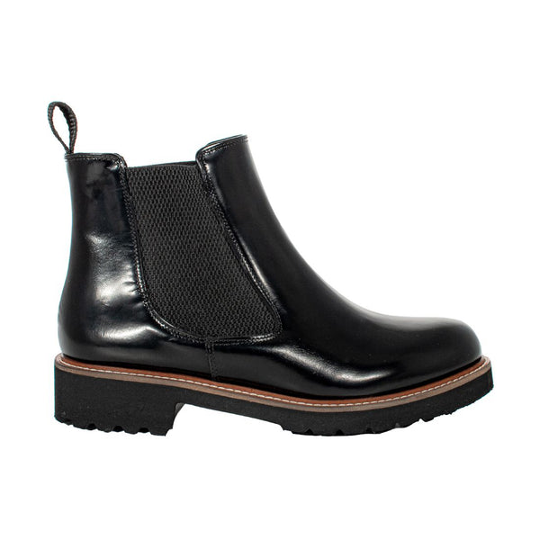 VSL 5223/IN-393 STIVALETTO ASPORT NERO
