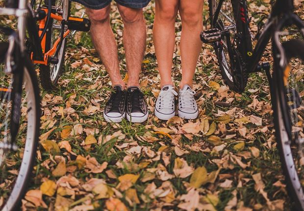 the correct footwear for cycling