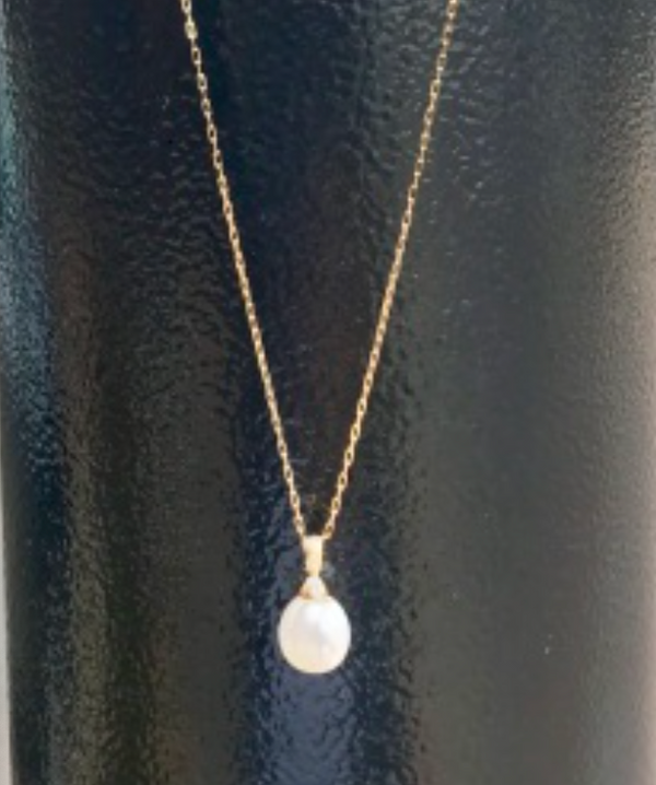 Cultured Pearl Pendant