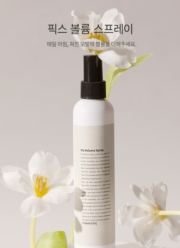 Chahong Fix Volume Spray 豐盈定型噴霧 150ml