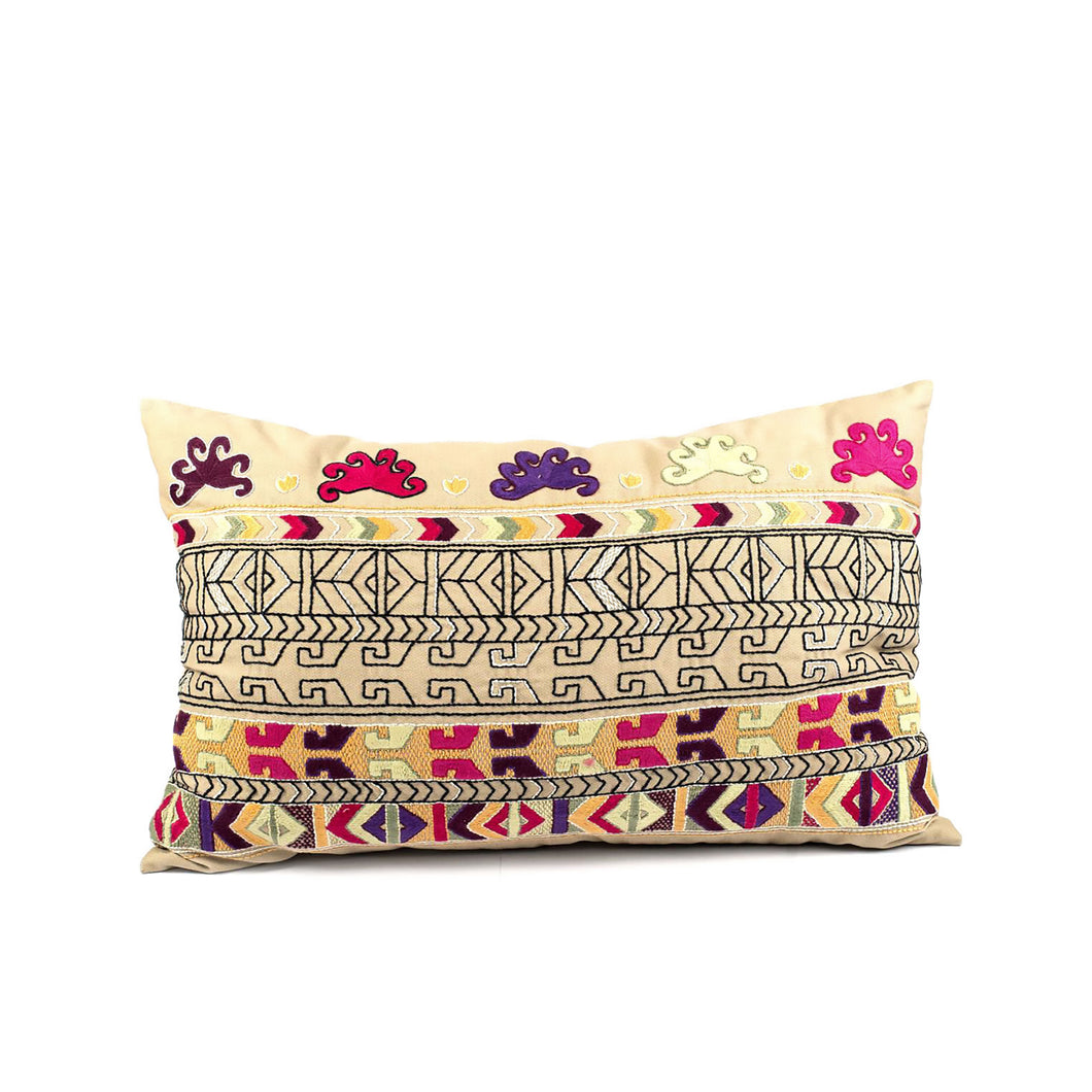 Afghan Lumber Cushion