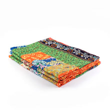Load image into Gallery viewer, Cotton Kantha Throw