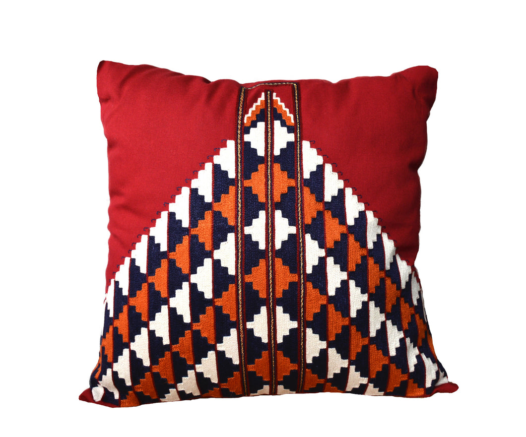 Pyramid Design Design Square Cushion