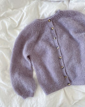 Load image into Gallery viewer, Novice cardigan junior - mohair edition
