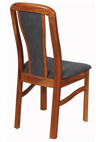 NZ Native RIMU Olsen Padded Back Chair