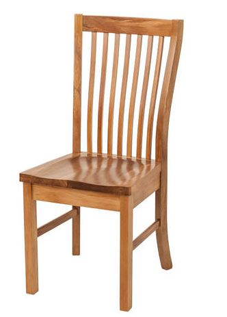 NZ Native RIMU Chatswood Solid Seat Chair