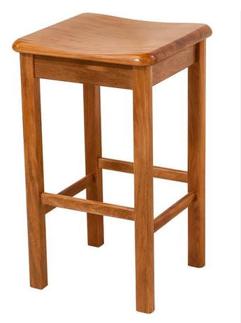 NZ Native RIMU Kent 660 Barstool