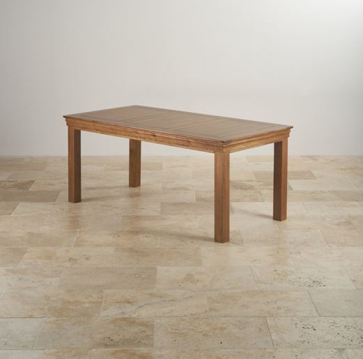 Wellington Oak 1.8m Dining Table