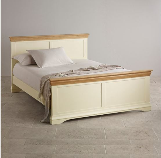 Farmland King Bed Frame