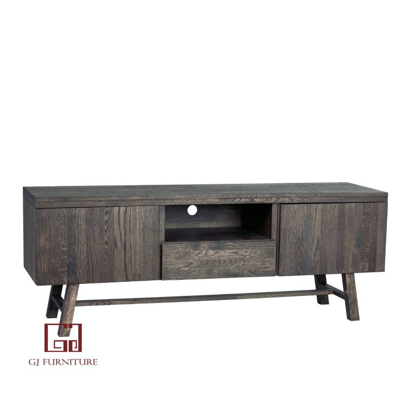 Brooklyn Oak Entertainment Unit 1600mm
