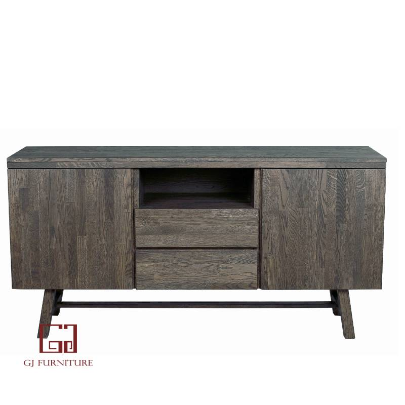 Brooklyn Oak Buffet Sideboard 1655mm