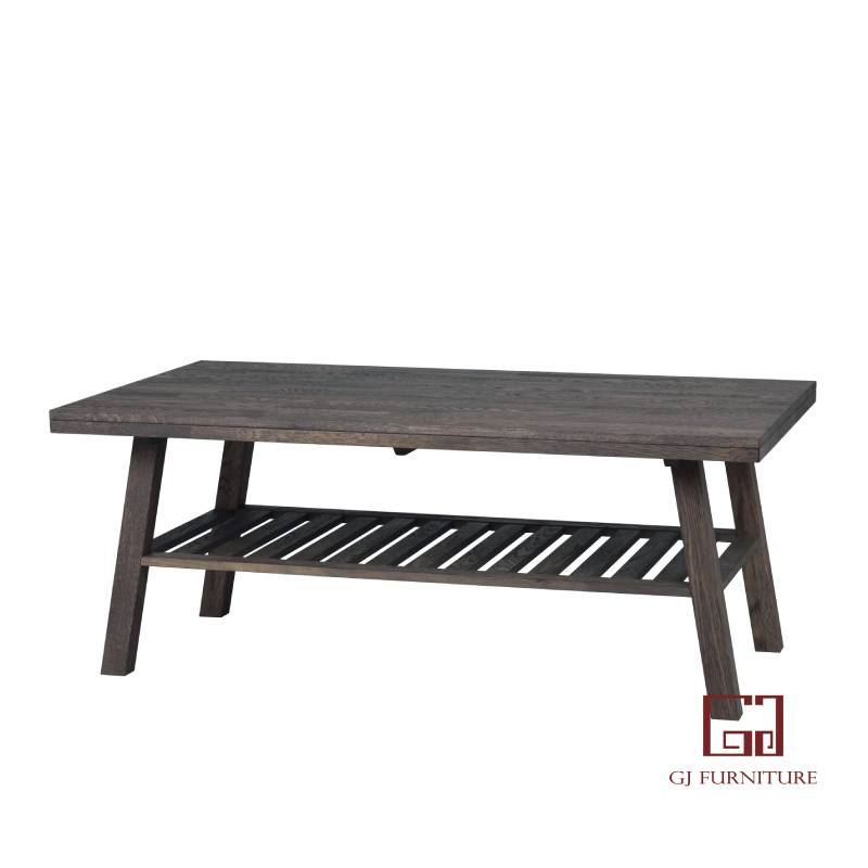 Brooklyn Oak Coffee Table 1250mm