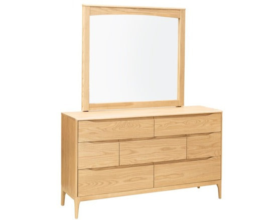 Havelock 7 Drawer Dresser & Mirror