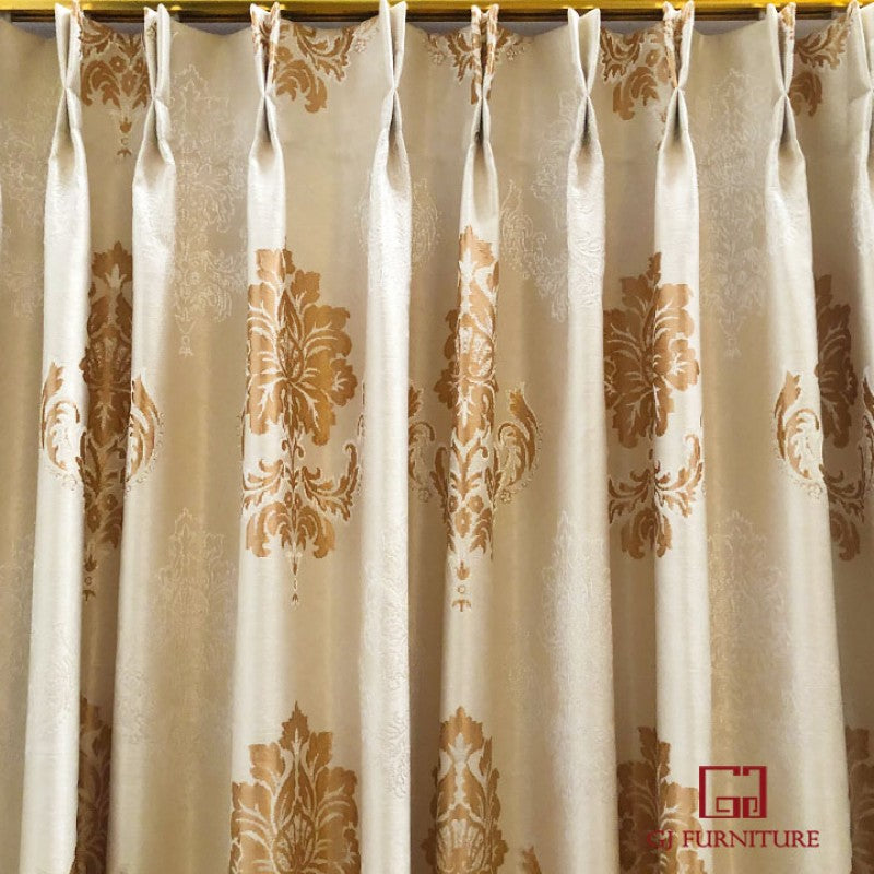 Custom-made Curtain Fabric 906-2 – 280cm