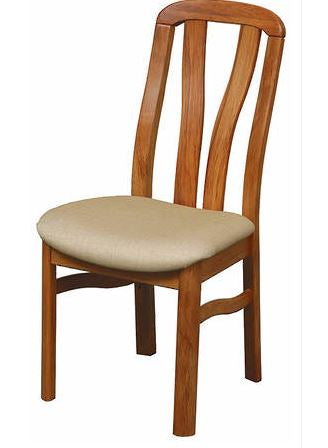 NZ Native RIMU Hansen Slatted Back Chair