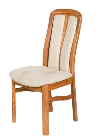 NZ Native RIMU Poulsen Padded Back Chair