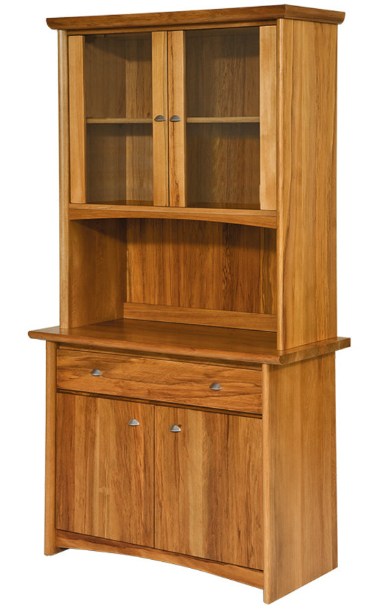 NZ Native RIMU Hutch 1100mm Verso