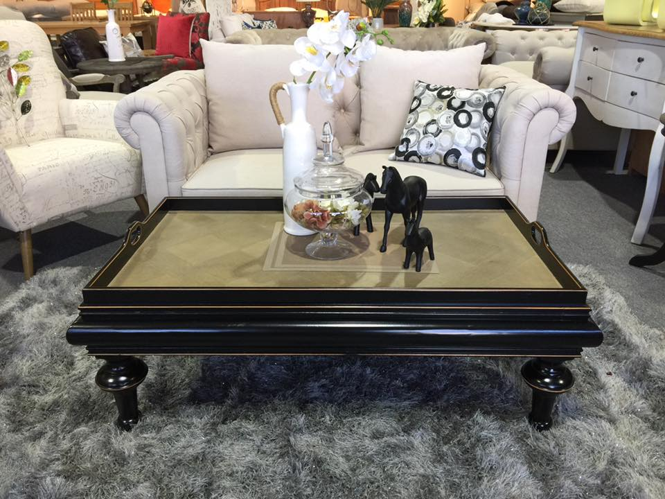 French Style Filippo Coffee Table