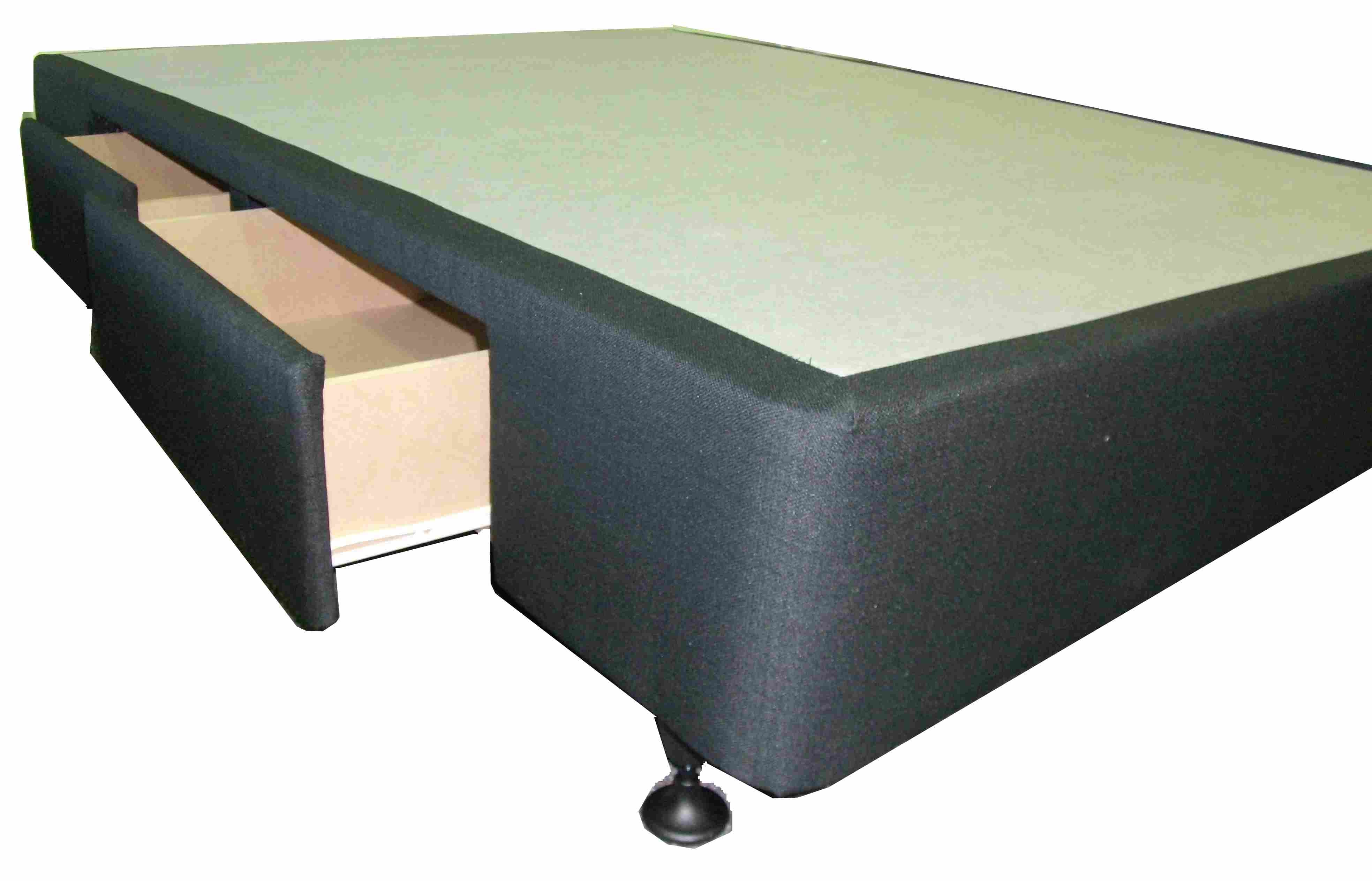 NZ Made Queen Size Split Base with 2 Drawers