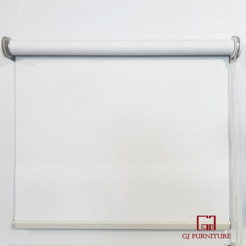 Custom-made Sunscreen Roller Blind -- JL2101-2