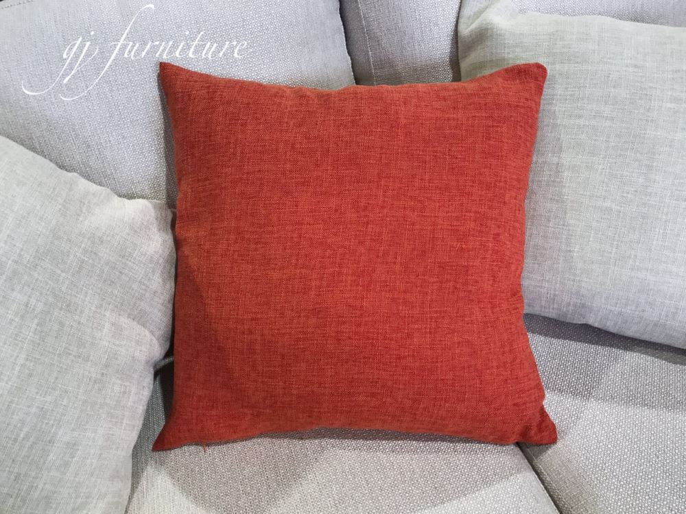 Lovely Plain Colour Cushion - different cols