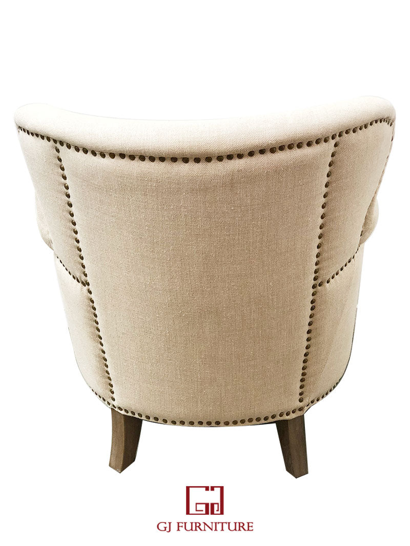 French Monisoto Arm Chair Occasional Chair