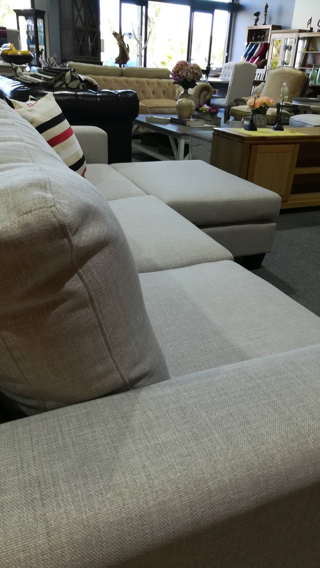 New Zealand Made L Shape Sofa