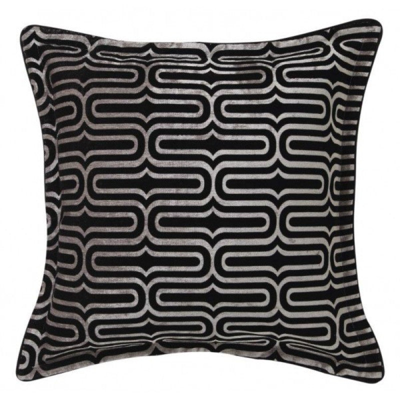 Davinci Fraser Pewter Euro Pillowcase