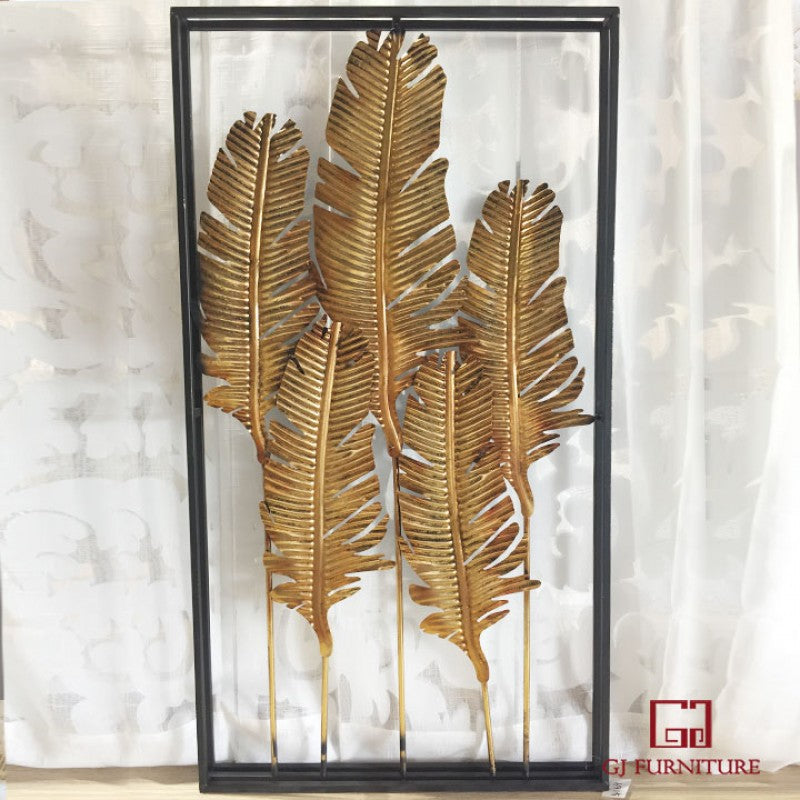 3D Wall Hanging Metal Art