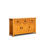 Oakland 3 Drawers Buffet - avail. 3 colours