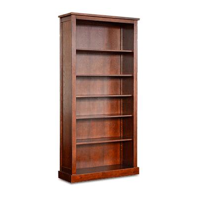 Oakland Large Bookcase - 3 Colours Avail