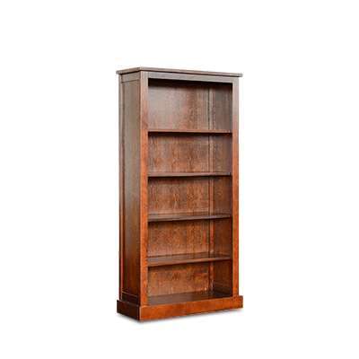 Oakland Bookcase Medium Avail. in 3 Colours