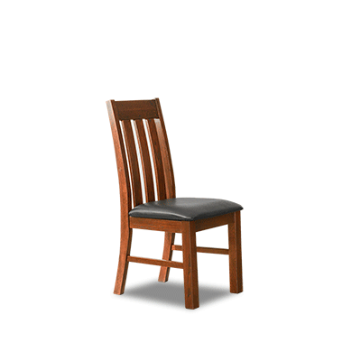 Oakland Dining PU Lether Chair