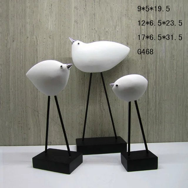 Bird set of 3