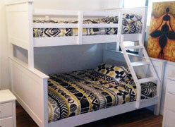 Bunk Bed Single Double Frame